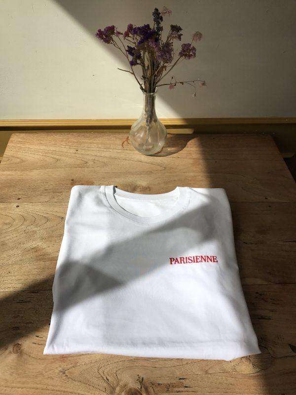 t shirt Parisienne