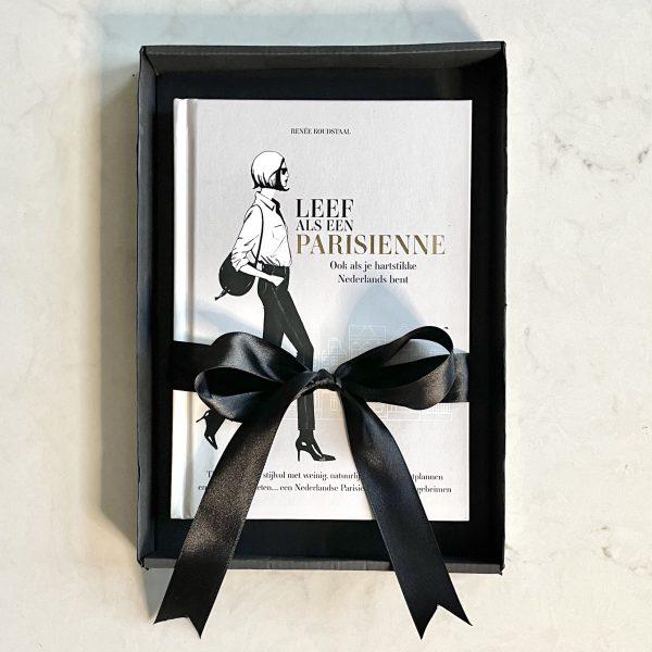 cadeau tip boek parisienne