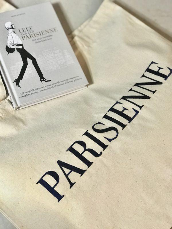 tas en boek parisienne