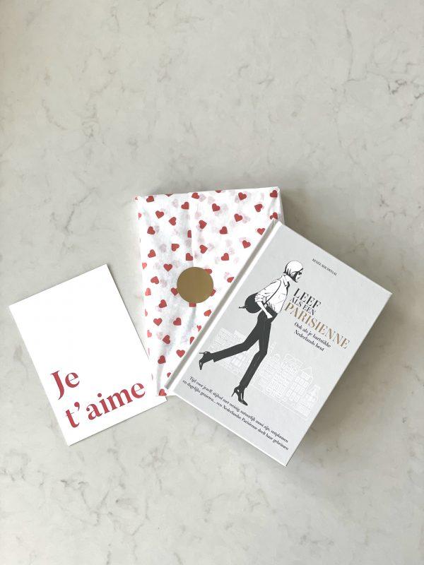 boek amour Parisienne