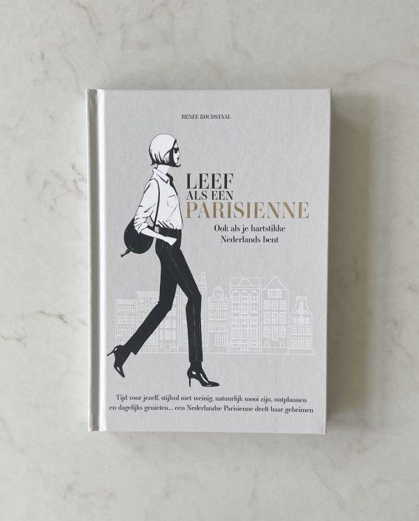 boek leef als een parisienne
