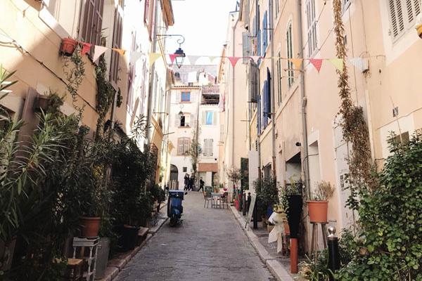 Een weekend in Marseille