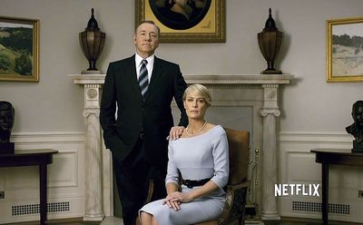 Claire house of cards Netflix