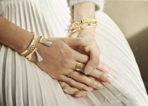 lou yetu bijoux armband Parijs merk
