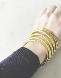 Renee Koudstaal Parijs Armbanden