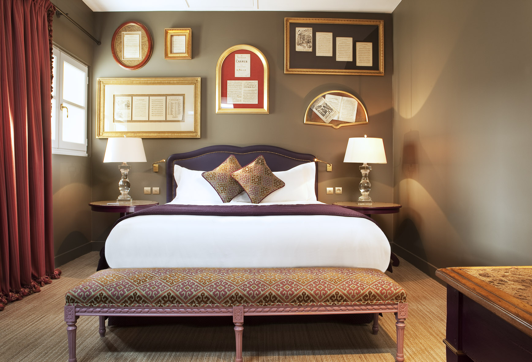Maison Favart Paris