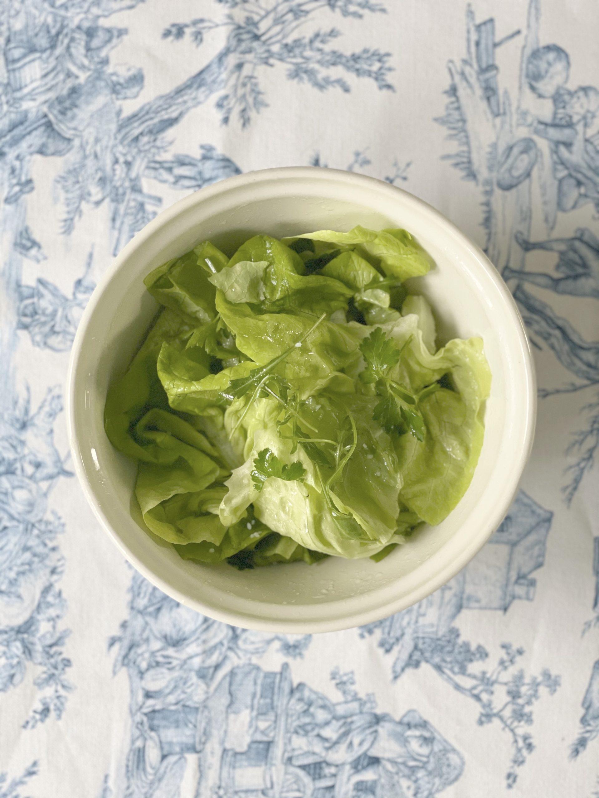 groene sla